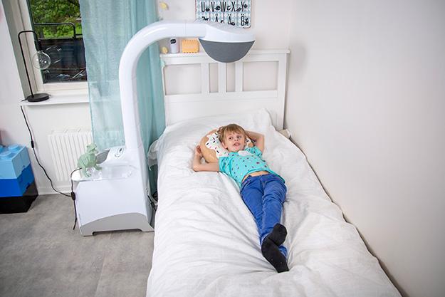 Airsonett Air4 hjälper Alexander Nyberg från Växsjö till ett bättre liv